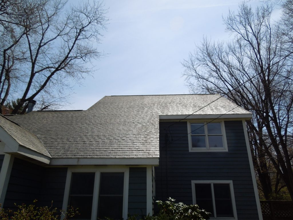 Roof Cleaning Grand Rapids MI